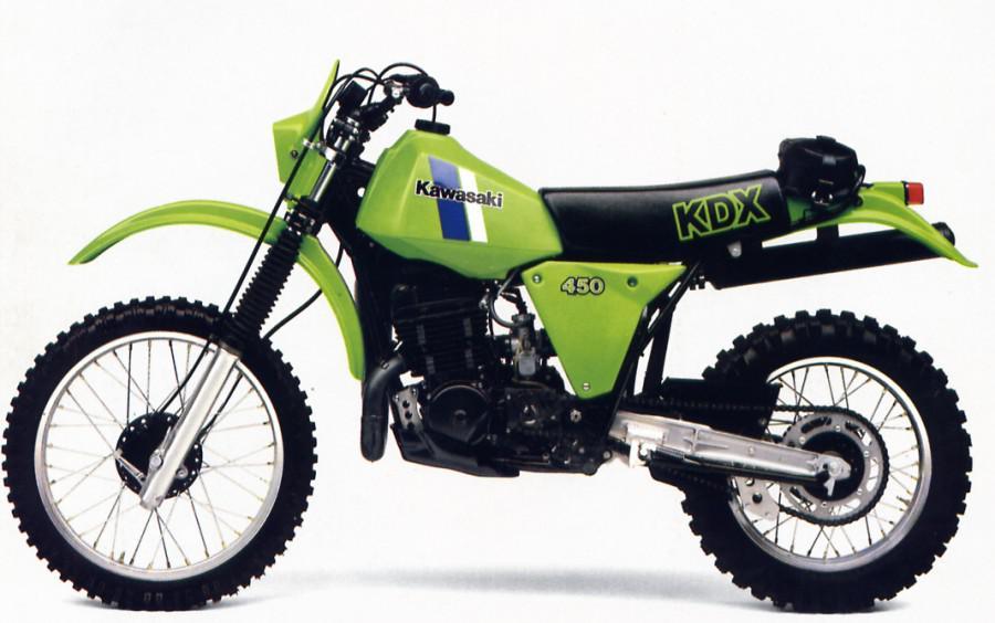 Kawasaki Kdx Service Manual