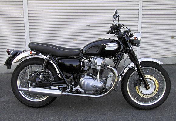 Kawasaki W 400 (w400 02 1)